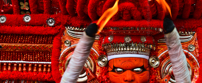 Theyyam | Muchilottu Bhagavathi