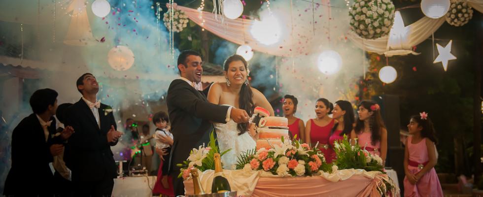 Pinto + Maddie's Goan Wedding