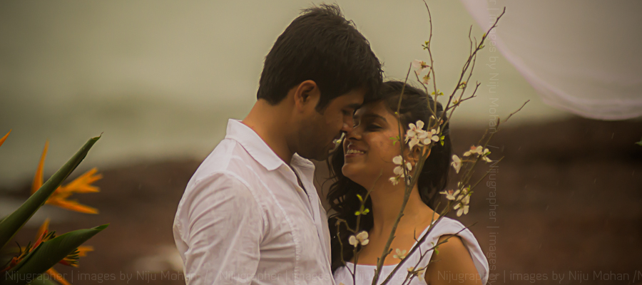 Nitin and Aekta in Goa for Destination Wedding workshop