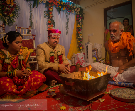 Diksha and Sharmad's Hindu Wedding