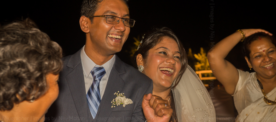 Abhishek and Swapnalee's Destination wedding in Goa