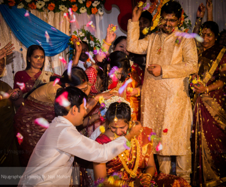 Raghu and Prerna's Kerala Wedding in Bangalore