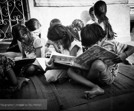 Bookworms of Goa