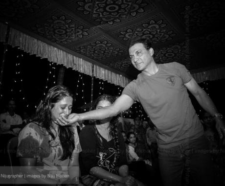 {Elaine + Kevin } // Goan Weddings // Roce Ceremony + Reception // December 2013