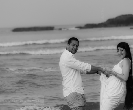 Couple Shoot at Baga beach